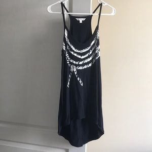 Sailor knot tank top